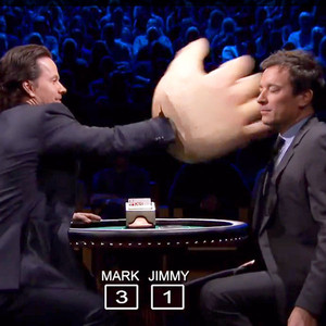 Mark Wahlberg, Jimmy Fallon, Slapjack