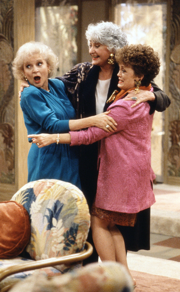 The Golden Girls, Betty White, Bea Arthur, Rue McClanahan