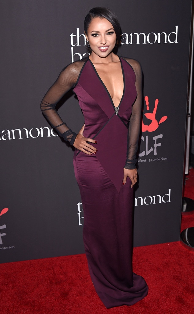 Kat Graham, The Inaugural Diamond Ball presented by Rihanna