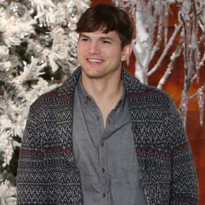 Ashton Kutcher, Ellen Show