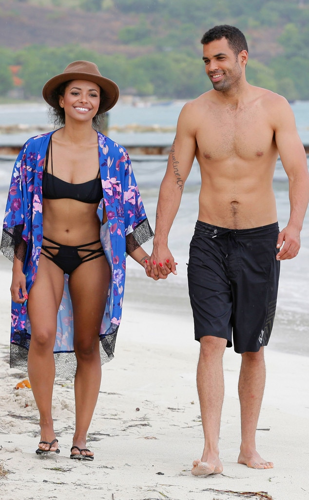 Kat Graham, Cottrell Guidry