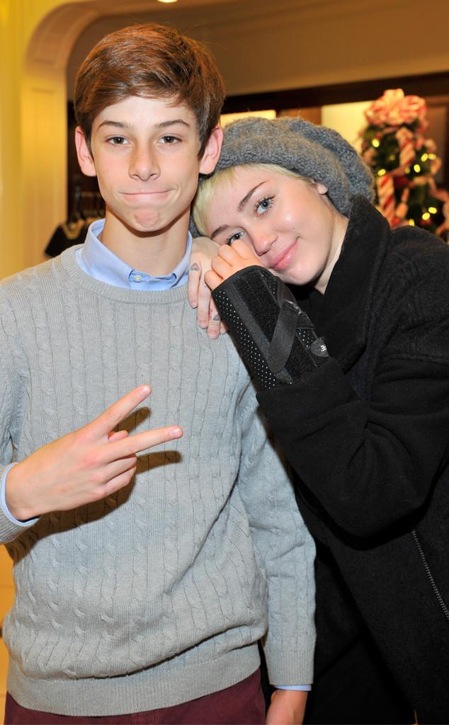 Oscar Adler, Miley Cyrus