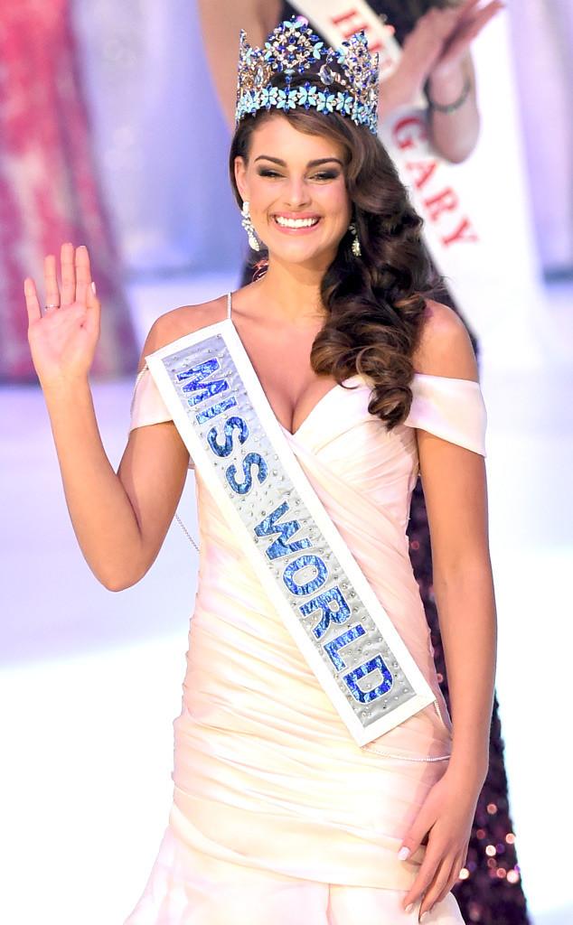 Rolene Strauss, Megan Young, Miss World