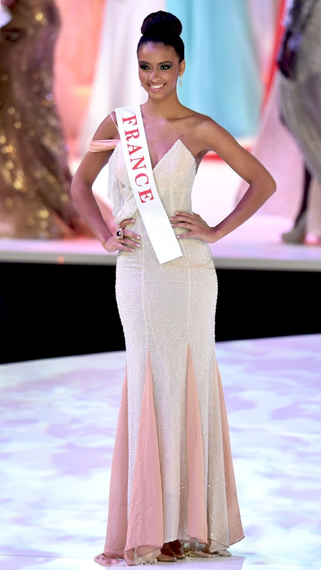 miss france from 2014 miss world winner other contestants e news. Black Bedroom Furniture Sets. Home Design Ideas