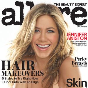 Jennifer Aniston, Allure