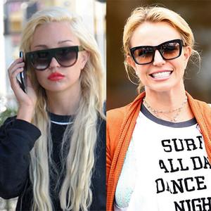 Amanda Bynes, Britney Spears