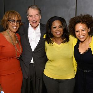Gayle King, Surprise 60th Birthday, Oprah Winfrey