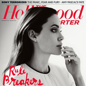 Angelina Jolie, Hollywood Reporter