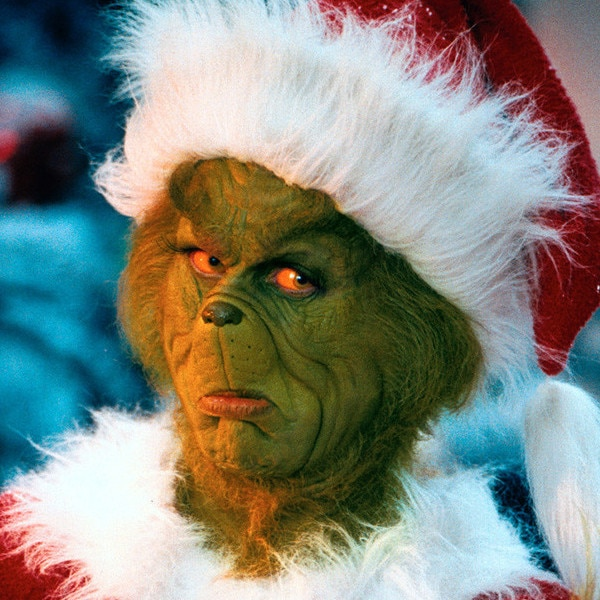 Image Gallery jim carrey the grinch Jim Carrey Grinch Makeup