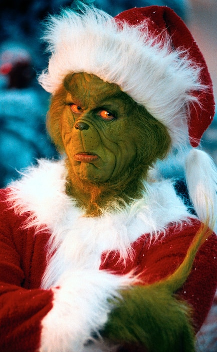 Jim Carrey, The Grinch