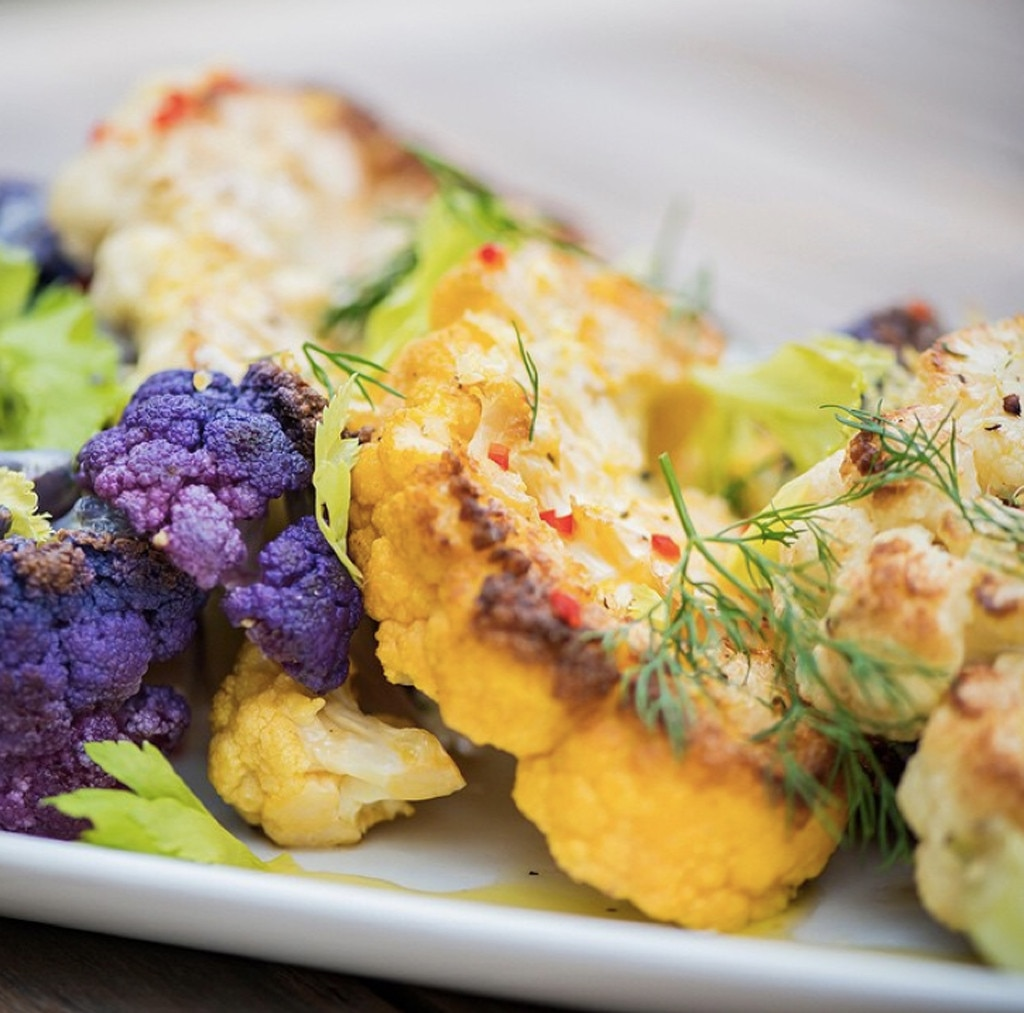 crayola cauliflower from 50 food trends you must eat