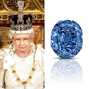 Queen Elizabeth II, The Wittelsbach-Graff Diamond, Royal Jewels