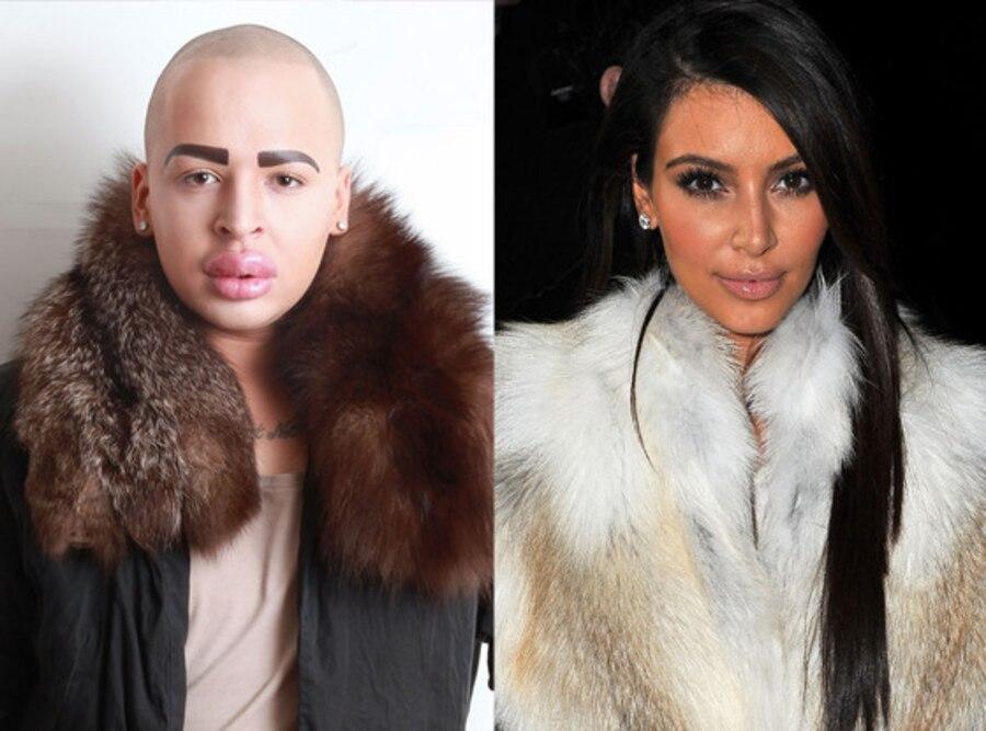 Jordan Parke, Kim Kardashian