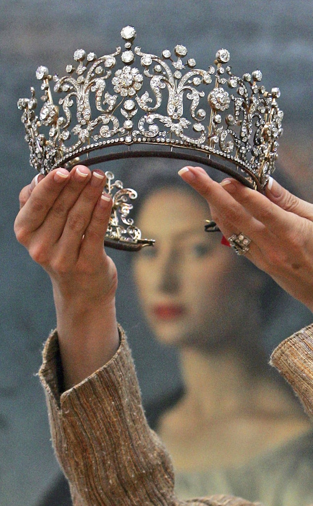 Poltimore Tiara From Stunning Royal Jewels From All Over