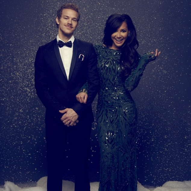 Naya Rivera Pregnant With First Child With Ryan Dorsey