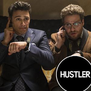 James Franco, Seth Rogen, The Interview, Hustler