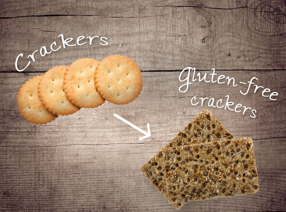 Eat This vs. That, Crackers