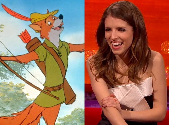 Anna Kendrick, Robin Hood