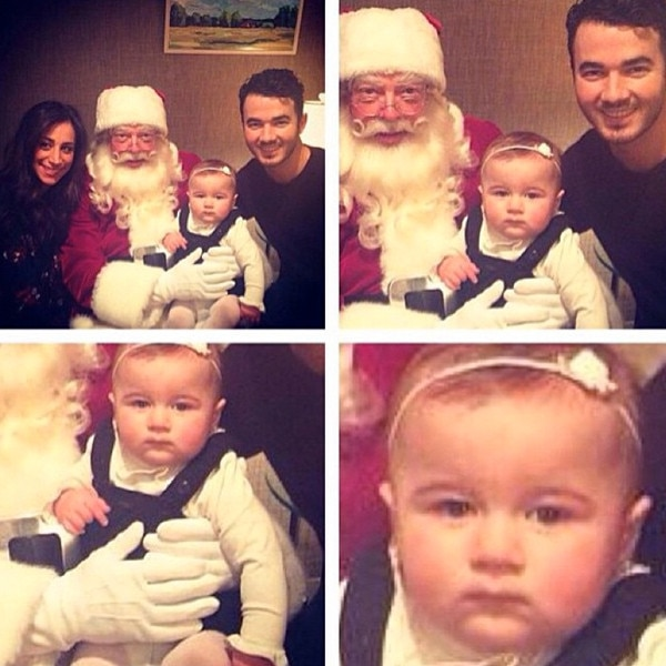 LOL! Kevin and Danielle Jonas' Baby Girl Alena Rose Is So ...