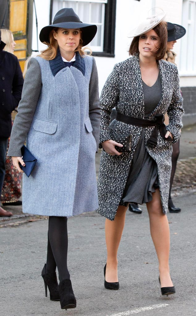 how tall is princess beatrice