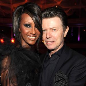 Iman, David Bowie, Celebrity Couples