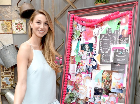Whitney Port, Bridal Shower