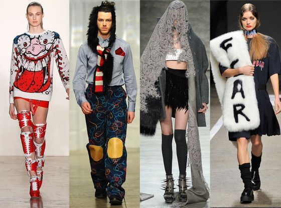 NYFW, Craziest Looks