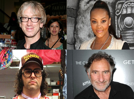 Judd Hirsch, Vivica A. Fox, Andy Dick, Judah Friedlander