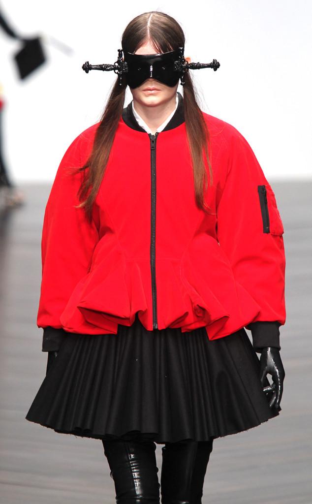 KTZ, London Fashion Week