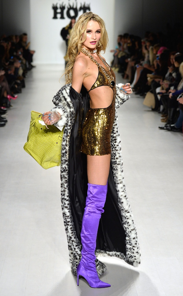 Betsey Johnson Fashion Show, NYFW