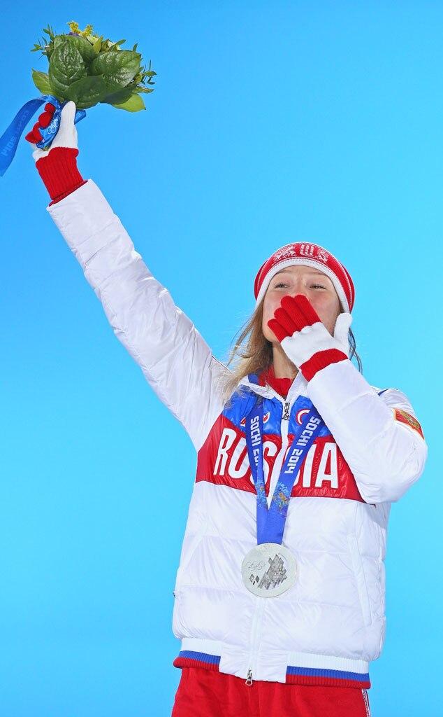 Crying Olympians, Olga Fatkulina
