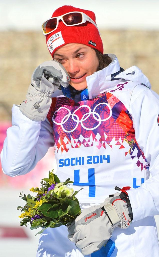 Crying Olympians, Heidi Weng