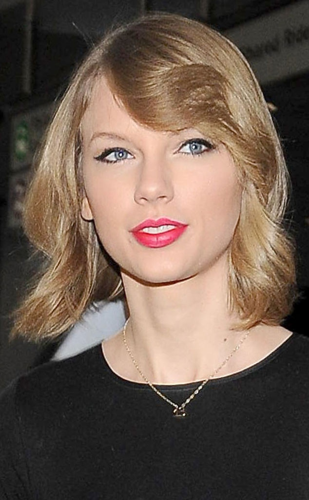Taylor Swifts New Haircut Makes Its Los Angeles Debut?Take a Look ...