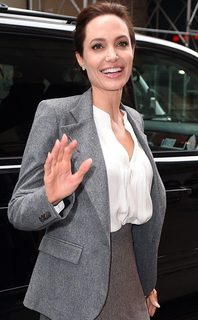 Angelina Jolie from Th... Angelina Jolie News