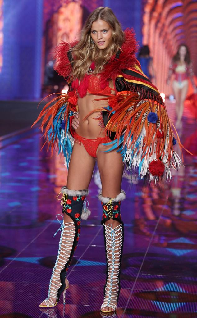 Kate Grigorieva, Victoria's Secret Fashion Show