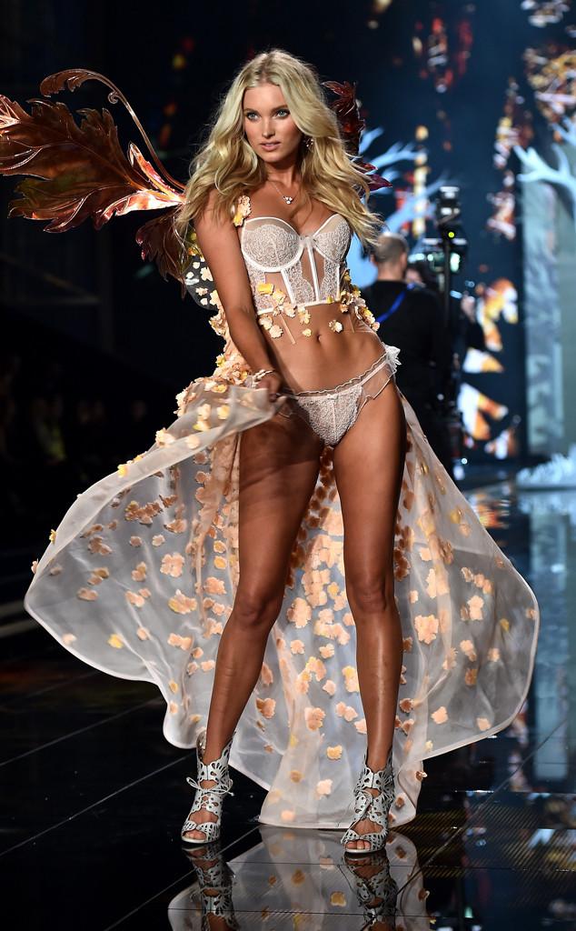 Elsa Hosk, Victoria's Secret Fashion Show 2014