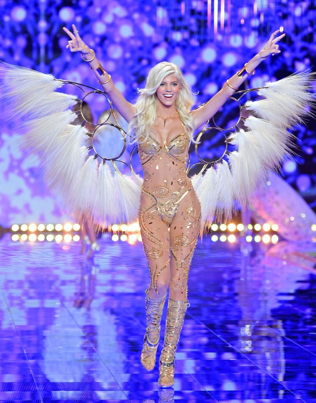 Devon Windsor, Victoria's Secret Fashion Show 2014