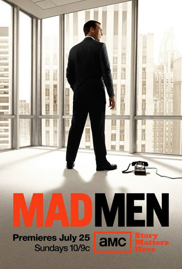 Mad Men, Season 4, Key Art