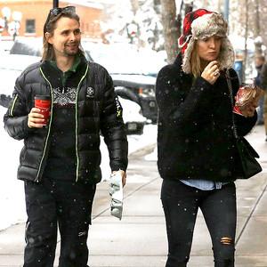 Kate Hudson, Matthew Bellamy