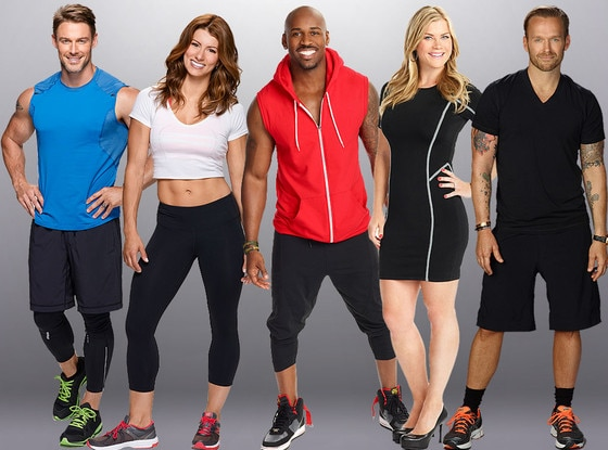 Celebrity biggest loser australia trainers