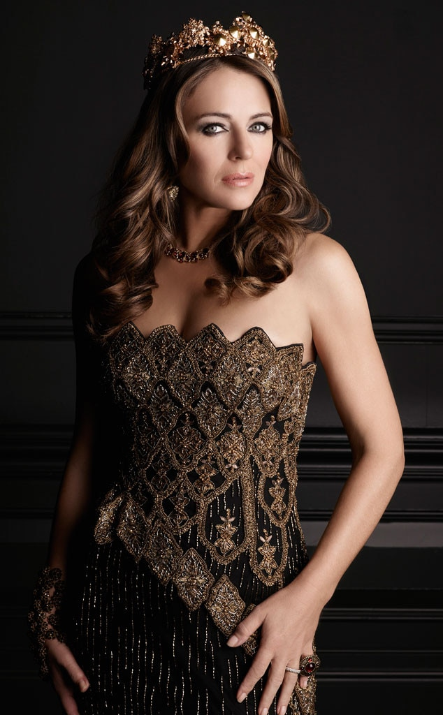 Elizabeth Hurley, Queen Helena, The Royals