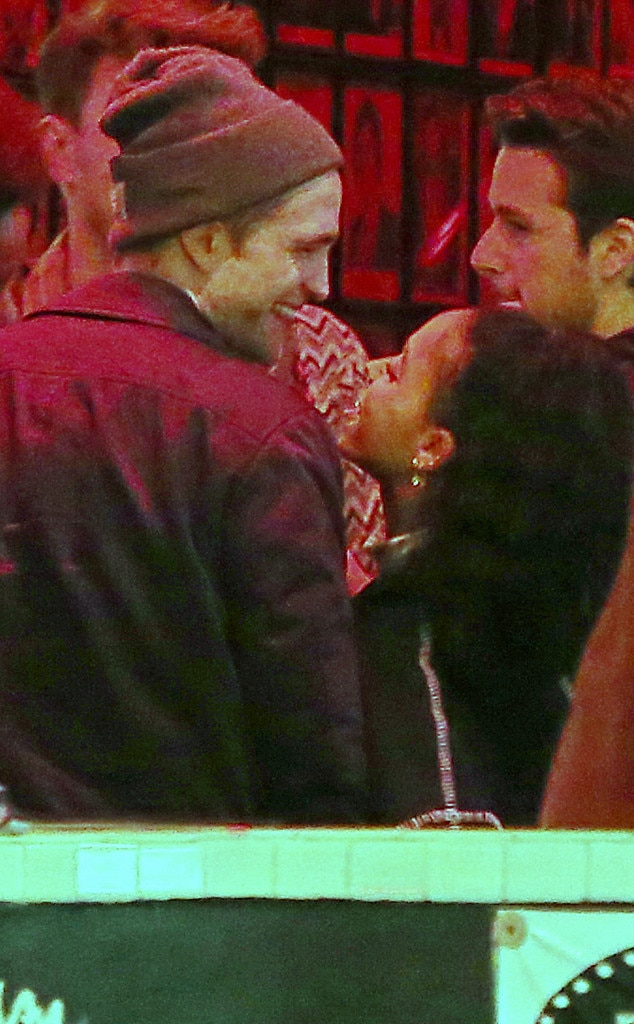 Robert Pattinson. FKA Twigs