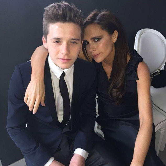 Brooklyn Beckham, Elton John Wedding, Instagram