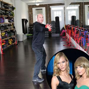 Justin Gelband, Karlie Kloss, Taylor Swift