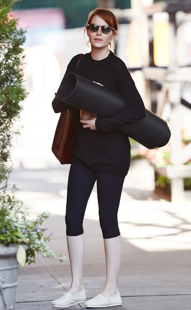 Emma Stone From Celebrity Quotes On Diets E News