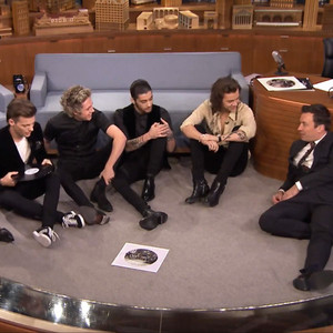 Jimmy Fallon, One Direction