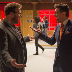 James Franco, Seth Rogen, The Interview