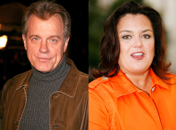 Stephen Collins, Rosie O'Donnell