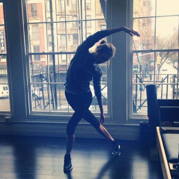 Karlie Kloss, Instagram