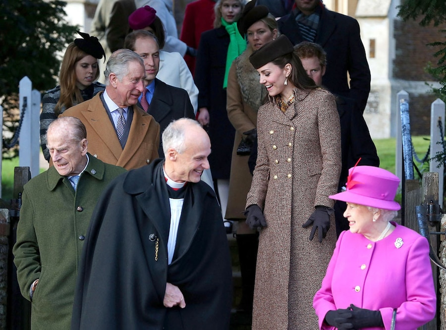 Prince William, Kate Middleton, Prince Harry, Queen Elizabeth, Prince Charles, Prince Philip, Royal Family, Christmas